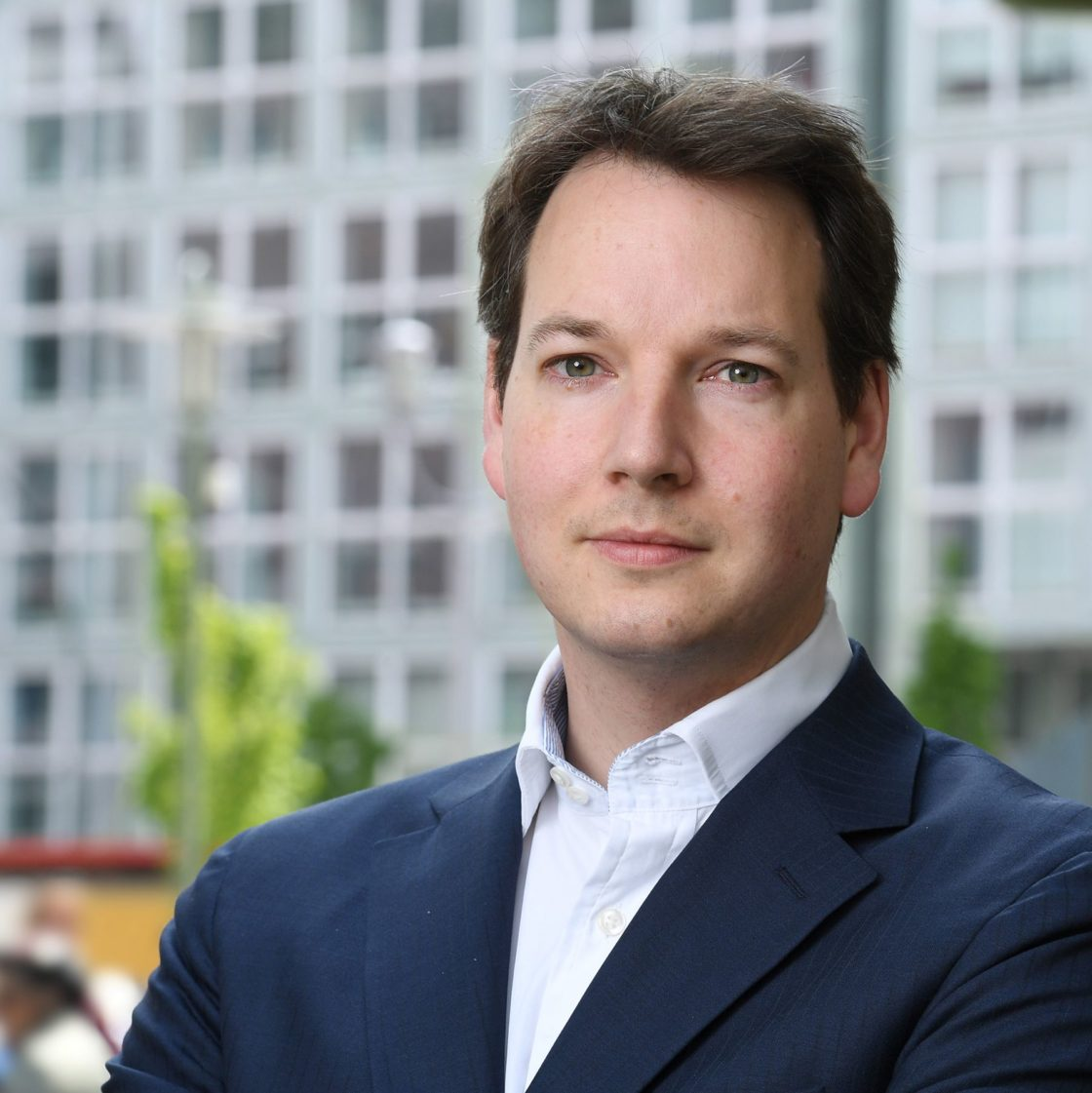 Foundations vote for Europe: Felix Oldenburg, DAFNE Chair
