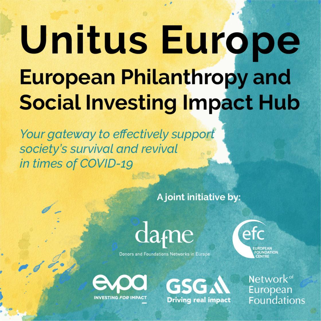 Introducing Unitus Europe – the new European Philanthropy and Social Investing Impact Hub