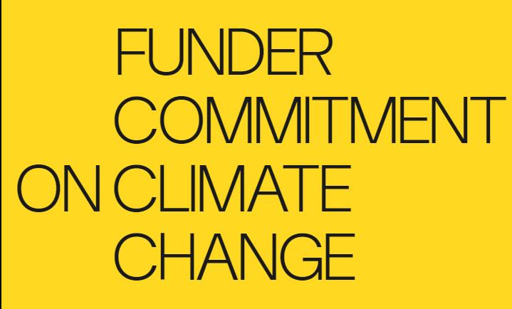 uk funder commitment