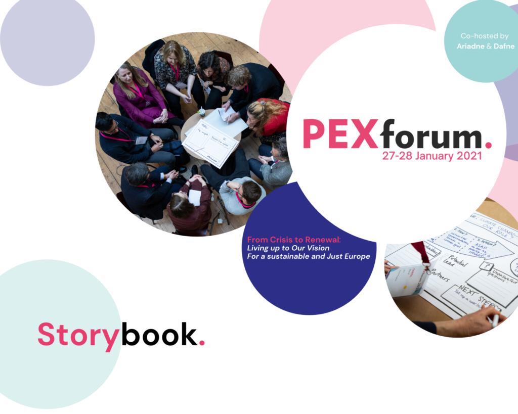 storybook pexforum