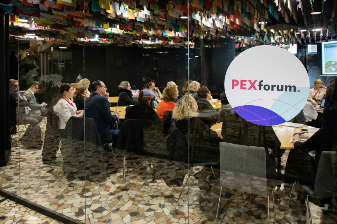 PEXforum 2021 – What does love for humankind, justice and collaboration in philanthropy have in common?