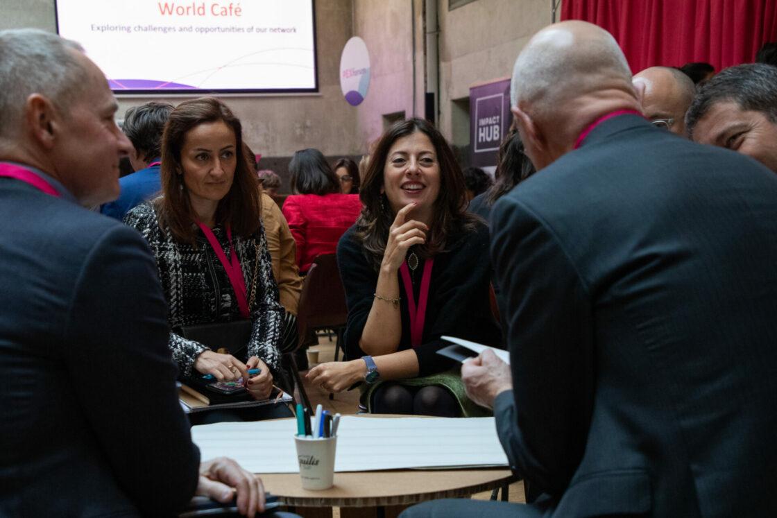 "Carola Carazzone, Assifero: ""Europe needs a visionary philanthropy sector with engagement and representative power"""